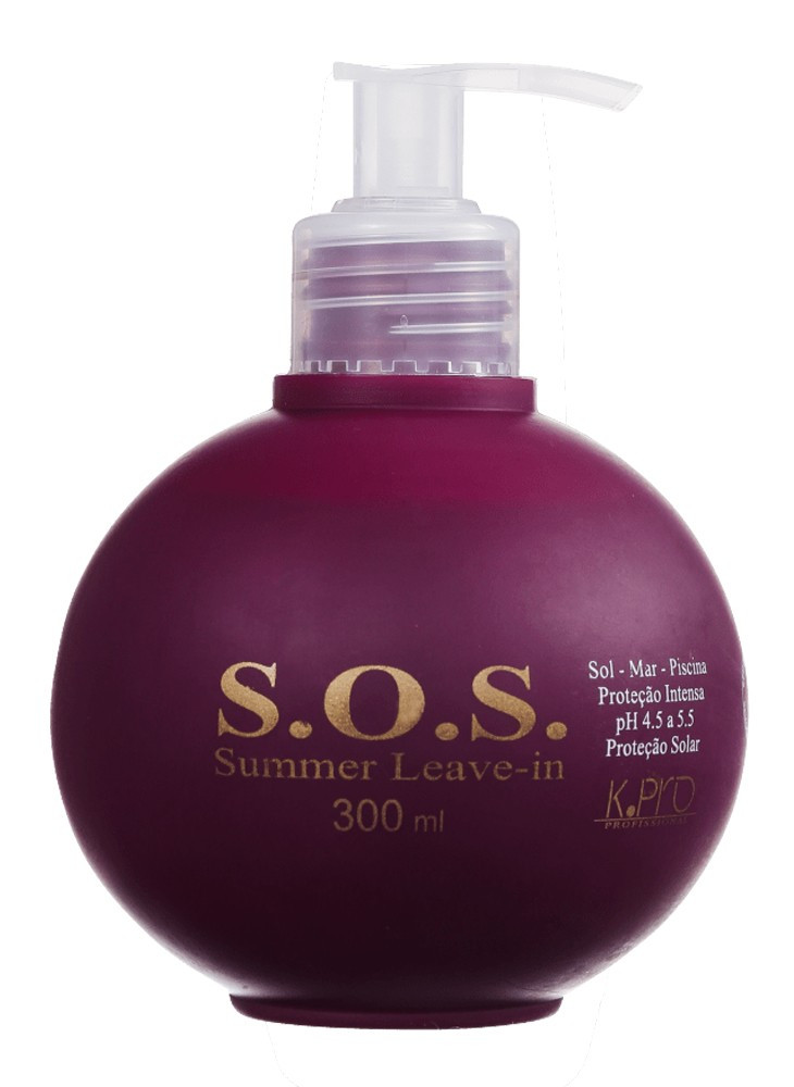 K pro profissional s o s summer leave in 300ml emp rio for A piscina yves klein