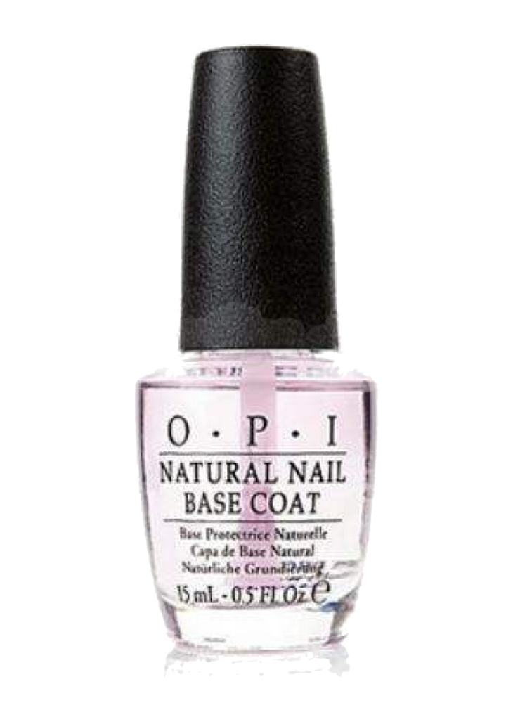 OPI Natural Nail Base Coat Base Para Unhas 15ml